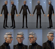 Anton Verloc Character Model