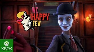 We Happy Few E3 Story Trailer