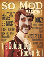 So Mod Magazine Special Nick Lightbearer Issue