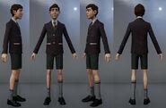 Percival Hastings Character Model