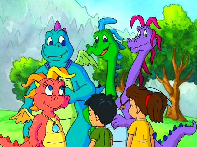 Dragon Tales | We Love TV Shows Wiki | FANDOM powered by Wikia