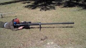 Three Shots with the Anzio Ironworks Mag-Fed 20MM Rifle