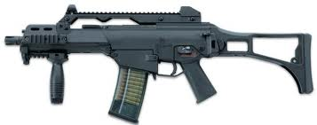 Heckler & Koch G36   Weapon Wiki   FANDOM powered by Wikia