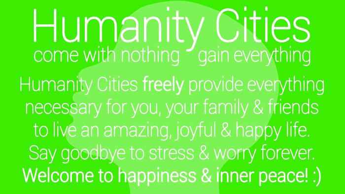 Humanity Cities