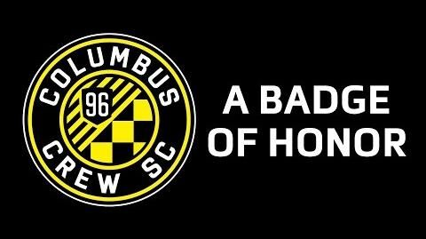 Columbus Crew SC A Badge of Honor for All to Wear