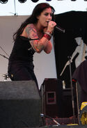 Carly Smithson We Are The Fallen Picture 32