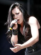 Carly Smithson We Are The Fallen Picture 26