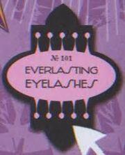 Everlasting Eyelashes