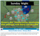 Chicago Illinois: Weather Story: April 7, 2013