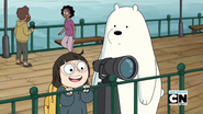 Chloe and Ice Bear 061