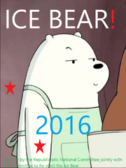 Ice Bear for Prez
