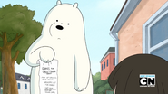 Chloe and Ice Bear 052