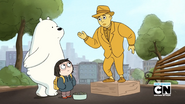 Chloe and Ice Bear 084
