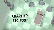 Charlies Big Foot Title