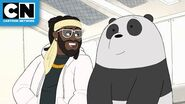 We Bare Bears T-Pain's Tour Bus Cartoon Network