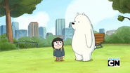 Chloe and Ice Bear 108