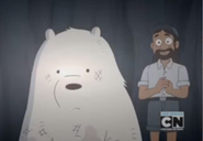 Mailman & Ice Bear