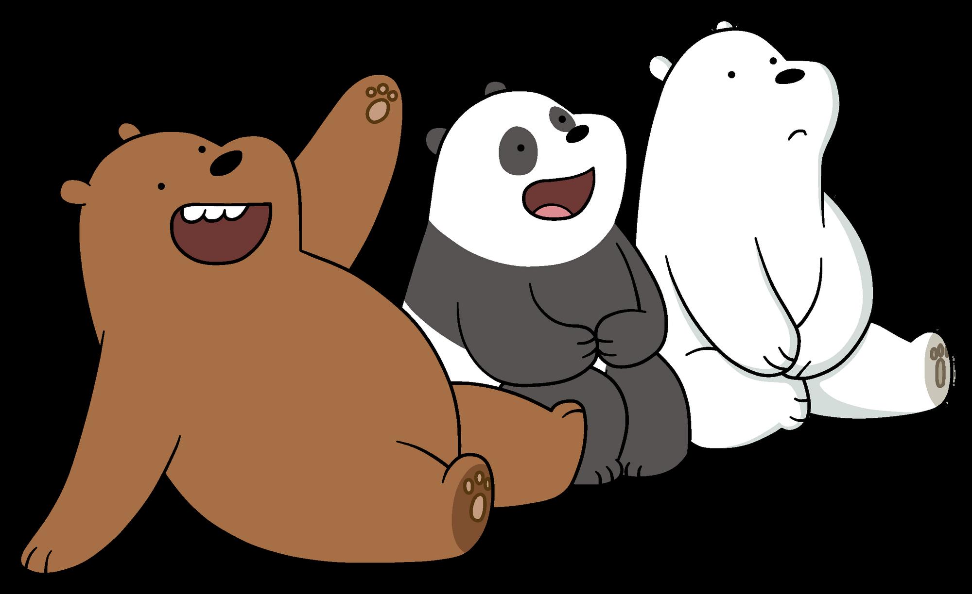 Nama we bare bears