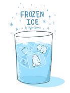S3 shorts frozen ice promo