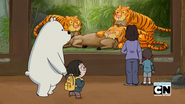 Chloe and Ice Bear 142