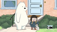 Chloe and Ice Bear 055