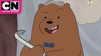 We Bare Bears Crowbar Jones to the Rescue! Cartoon Network