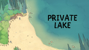 Private Lake Title