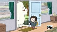 Chloe and Ice Bear 033