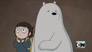 Chloe and Ice Bear 166
