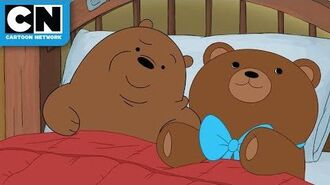 We Bare Bears Baby Grizz's Sitcom Cartoon Network