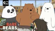 How (NOT) to Prep for a Test - We Bare Bears