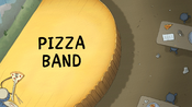 Pizza Band Title