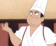 Teppan Yaki Chef