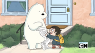 Chloe and Ice Bear 054