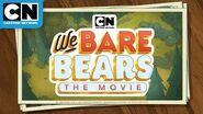 We Bare Bears Movie Official Trailer Cartoon Network