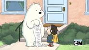 Chloe and Ice Bear 053