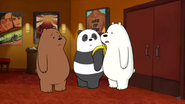 Shush Ninjas Ice Bear wants his money back