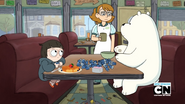 Chloe and Ice Bear 122