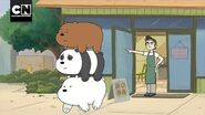 Fashion Bears - We Bare Bears - Cartoon Network