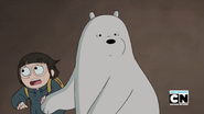 Chloe and Ice Bear 177