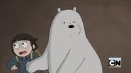Chloe and Ice Bear 177