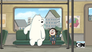 Chloe and Ice Bear 057