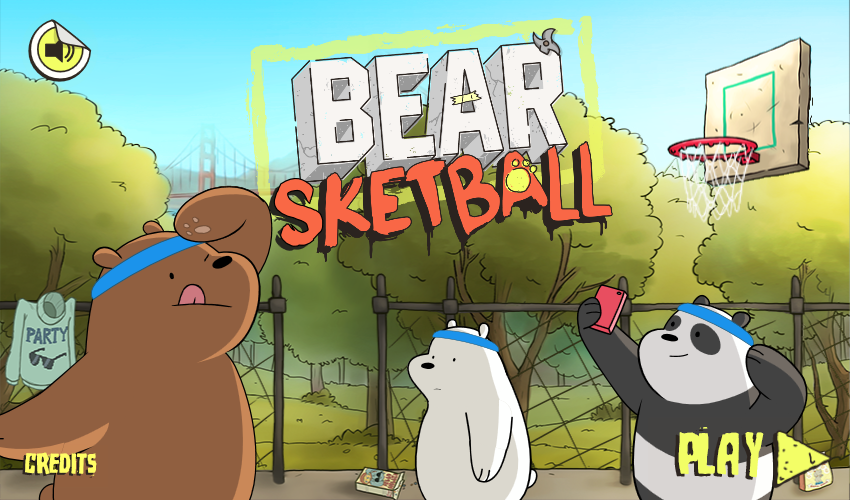 bearsketball we bare bears wiki fandom powered by wikia