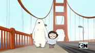 Chloe and Ice Bear 068