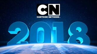 Cartoon Network New in 2018!