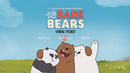 We Bare Bears Viral Video (V1) Main Menu