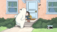 Chloe and Ice Bear 045