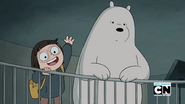 Chloe and Ice Bear 155