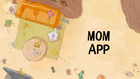 Mom App Title