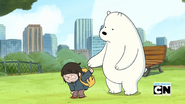 Chloe and Ice Bear 103